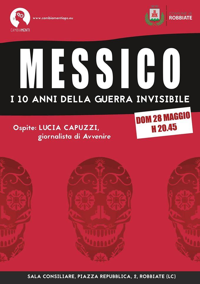 Messico: i dieci anni della guerra invisibile