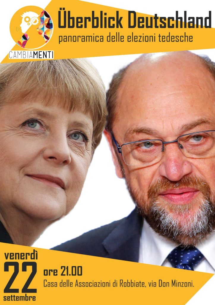 Überblick Deutschland – Panoramica delle elezioni tedesche