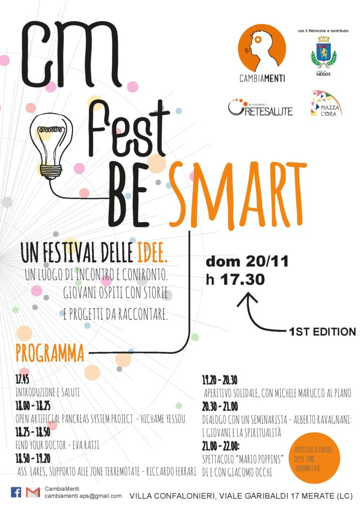 CM fest: BE SMART