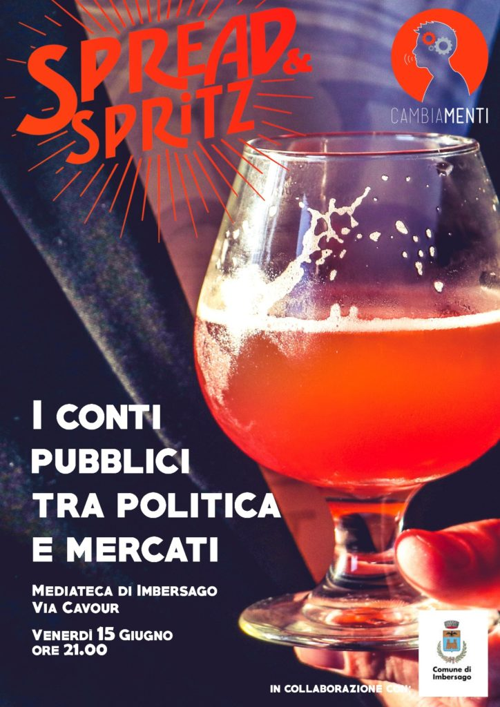 Spread & spritz – I conti pubblici tra politica e mercati