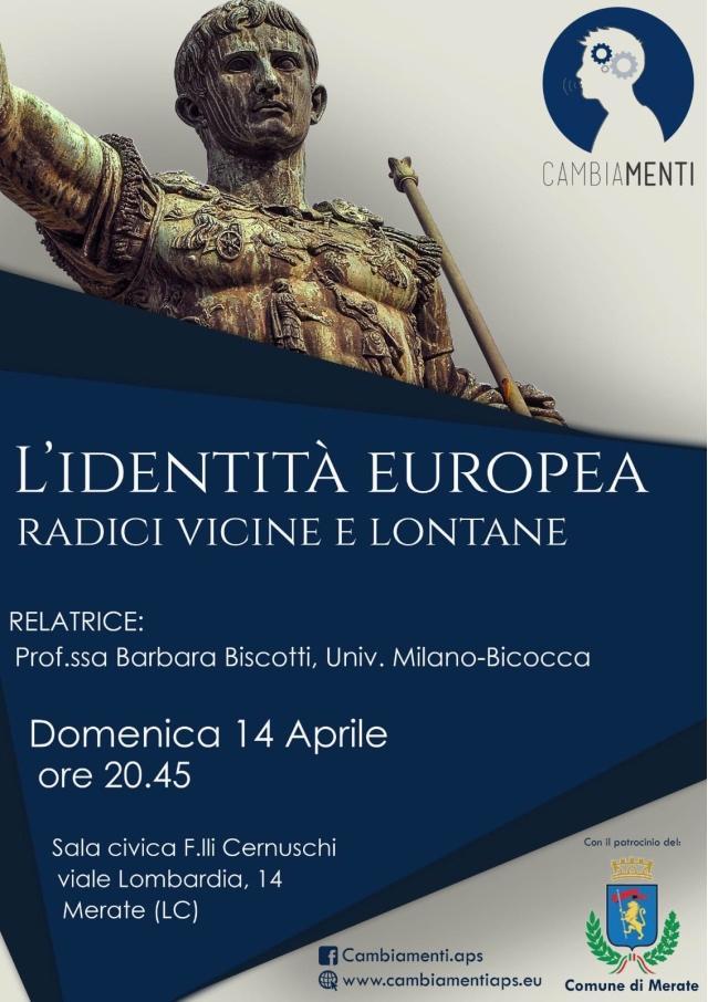 L'identità europea: radici vicine e lontane